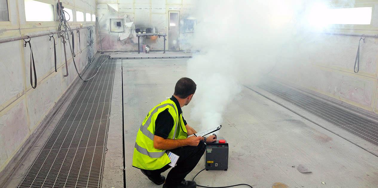 Smoke Clearance Testing