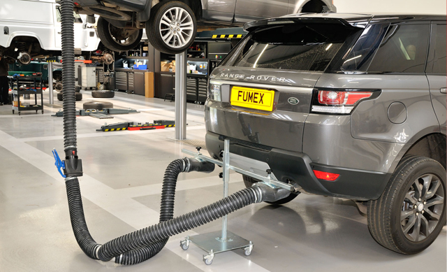 Vehicle Exhaust Extraction Products