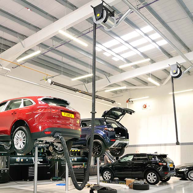 Land Rover Service Centre