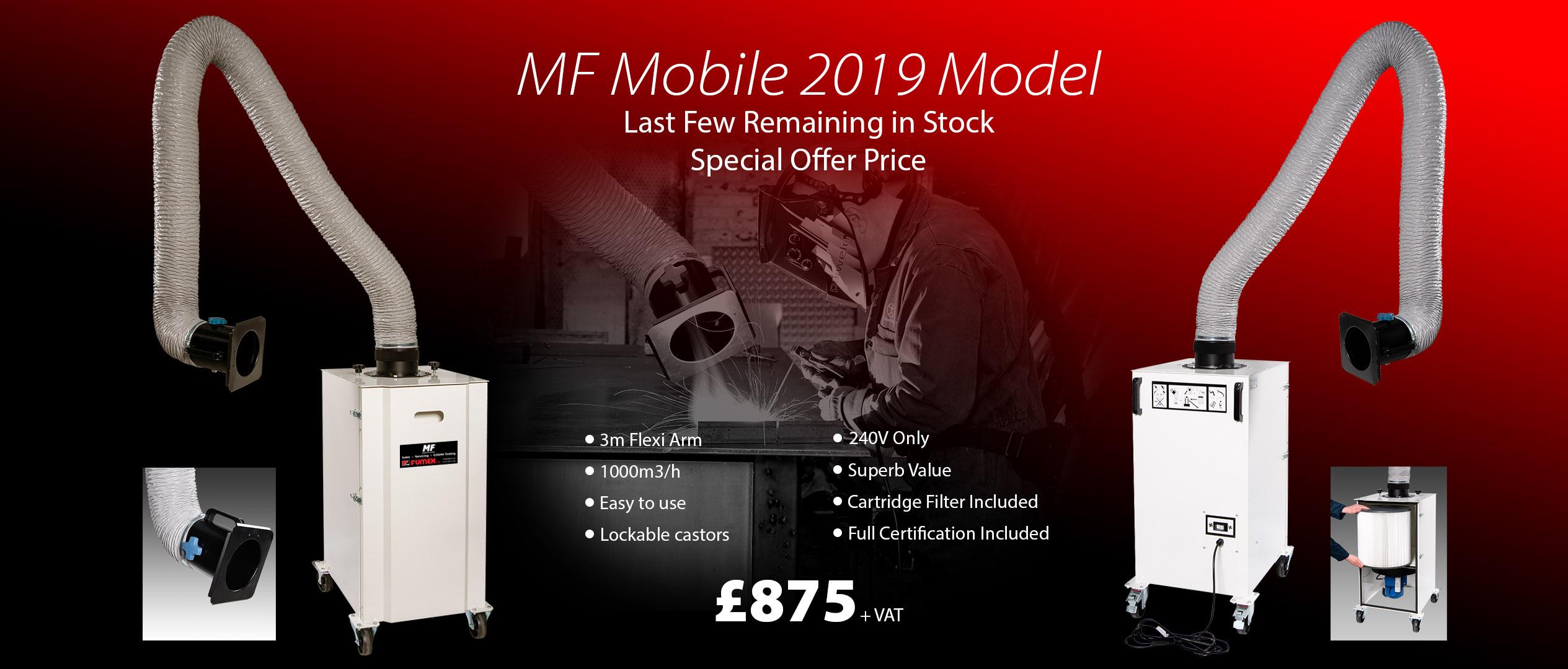 MF Grinder Mobile Units