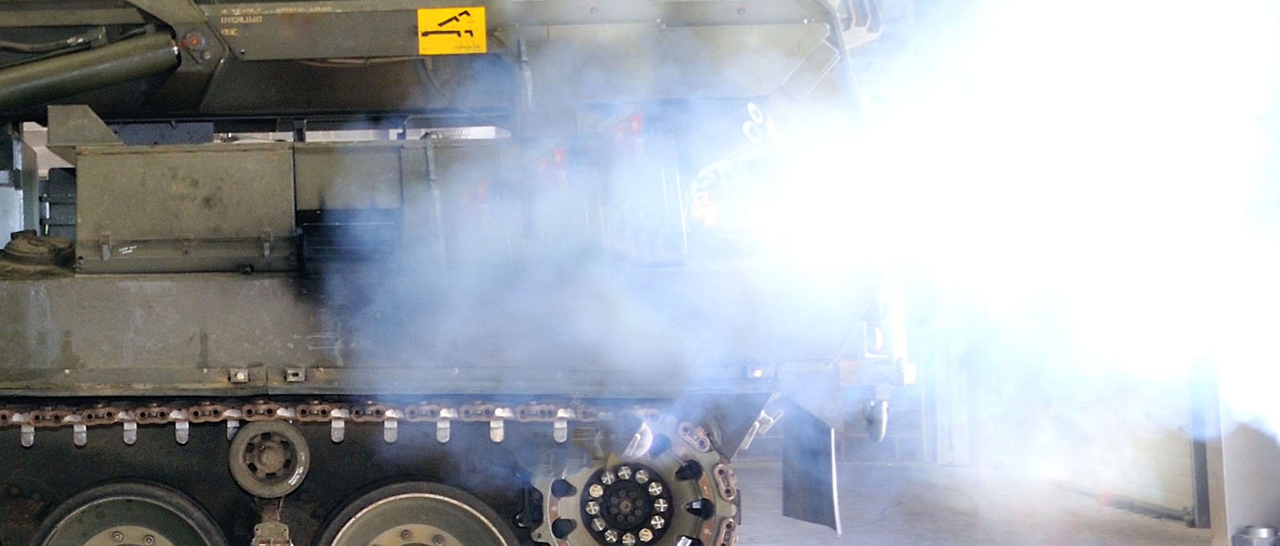 The Dangers of Exhaust Fumes