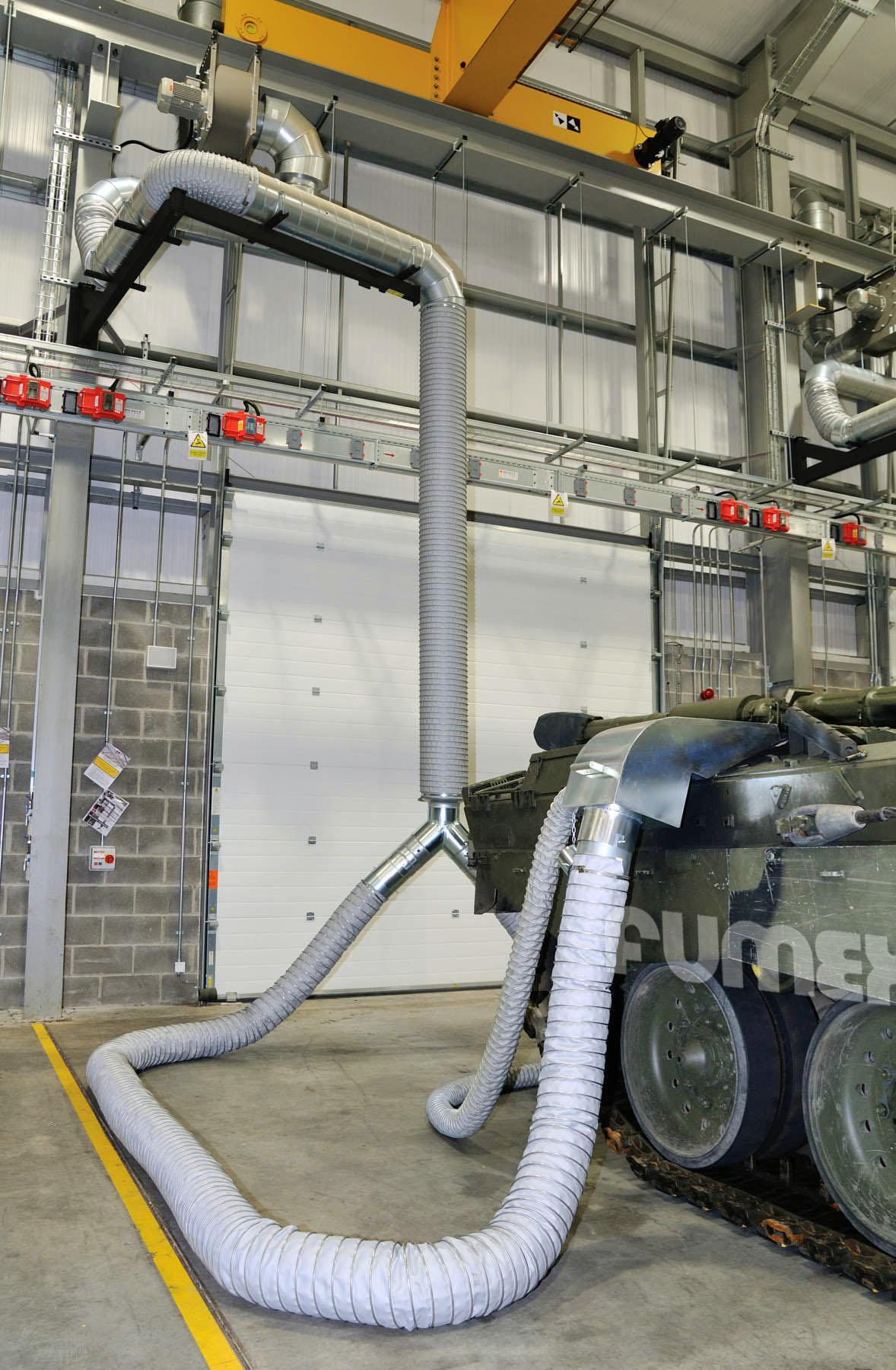 Exhaust Extraction Hoods