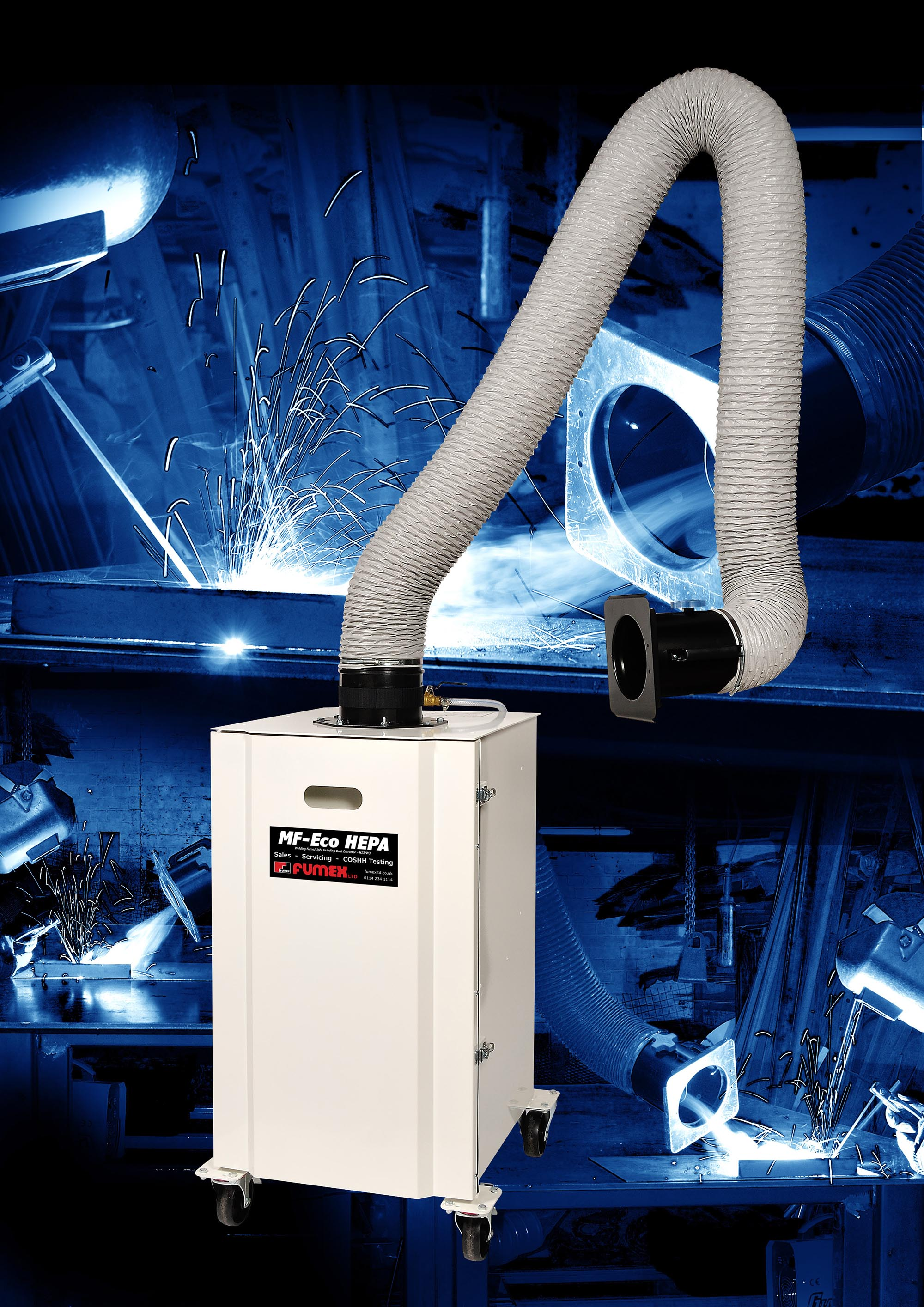 Weld Fume Extraction Systems