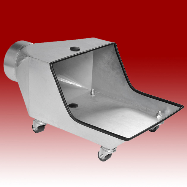 Mobile Tray Nozzle