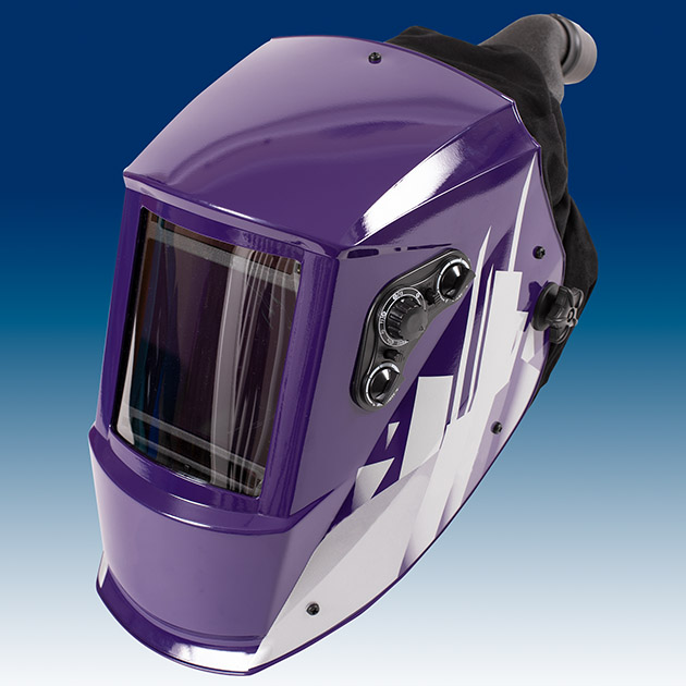 Fumex Air Fed Helmet
