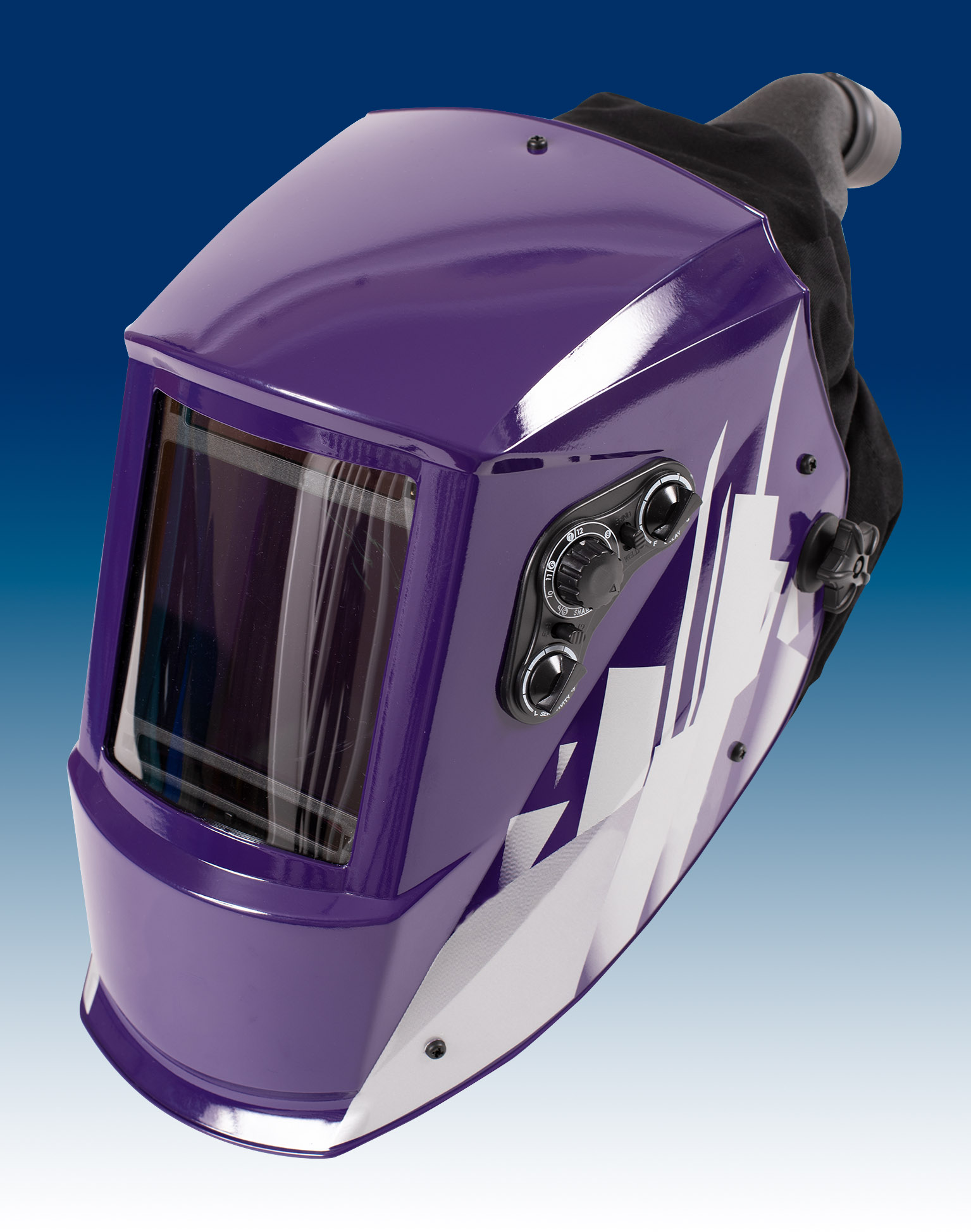 Air Fed Welding Helmet