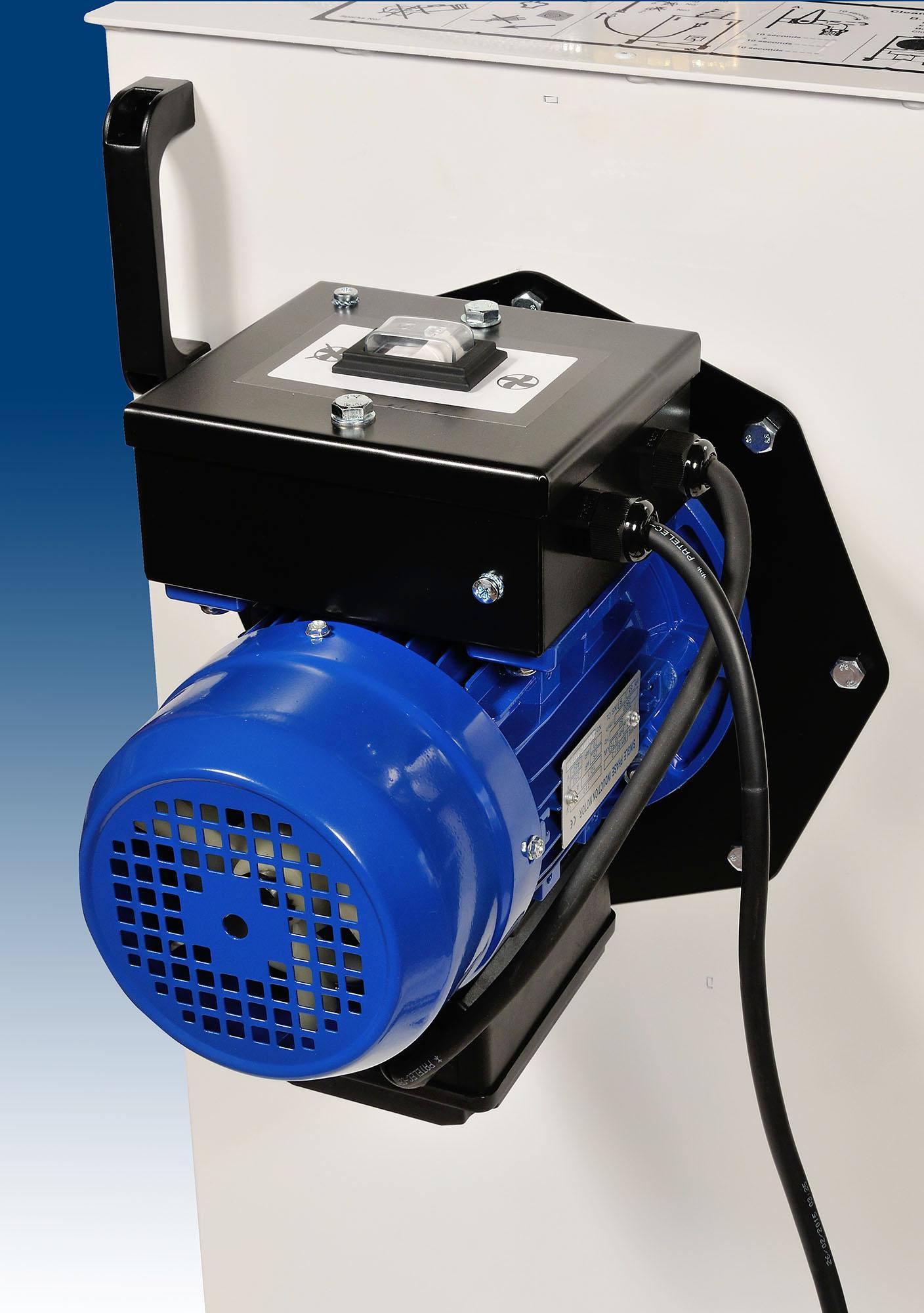 MF HEPA Mobile Filtration Unit