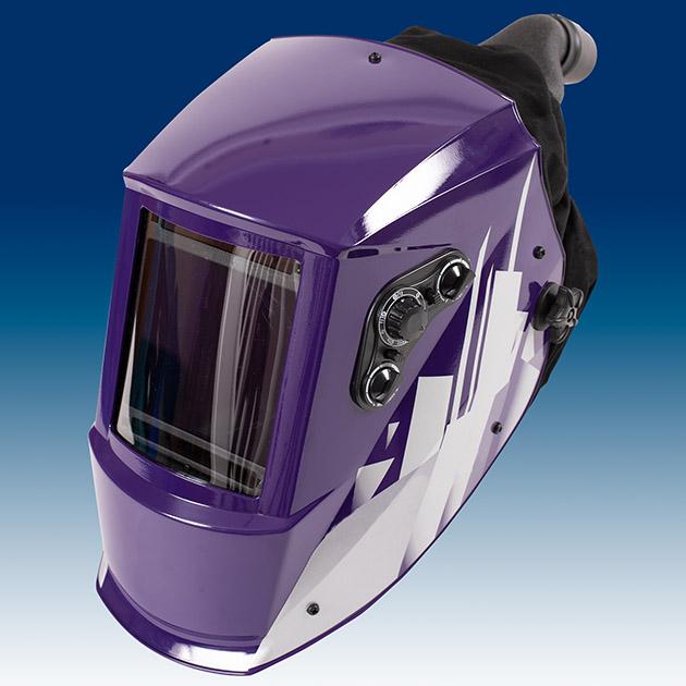 Fumex Air Fed Helmet